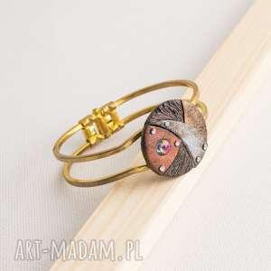 handmade bransoletki bransoletka steampunkowa lady blanchee