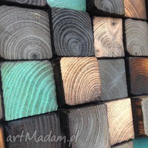 Mozaika drewniana NA ZAMÓWIENIE, obraz, płaskorzeźba, ściana, mozaika, dekoracja