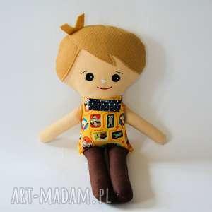 Lala Bello - Robert 42 cm, lalka, przyjaciel, kumpel, chłopiec, zwierzęta, las