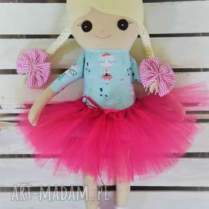 szmacianka, szmaciana lalka w tutu, szmaciana, lalka, przytulanka, tutu