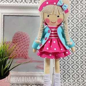 Prezent ZAMÓWIENIE SPECJALNE DLA PANI MARLENY, lalka, zabawka, przytulanka, prezentn