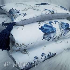 Pościel do łóżeczka bawełna muślin pokoik dziecka szyjatkowo