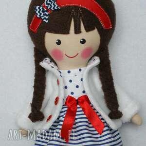 malowana lala maryna, lalka, zabawka, przytulanka, prezent, niespodzianka, dziecko