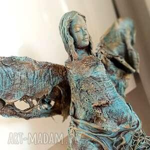 dekoracje anioł twój, stróż, figura anioła, talizman, dekoracja salonu