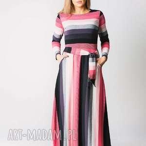 Sukienka dalia sukienki trzyforu sukienka, moda, fashion, 3foru