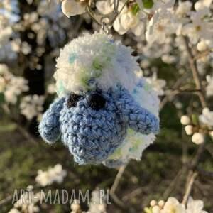 breloki fantazyjna owieczka - brelok, zawieszka do torebki