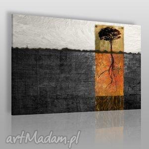 obraz na płótnie - drzewo elegancki 120x80 cm 29901 , drzewo, elegancki, wystawny