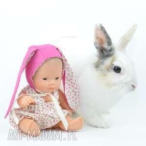 Prezent ubranka dla lalki bobas, miniland, 21 cm, ubranka, lalki, wielkanoc, prezent
