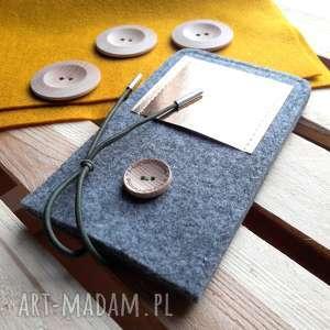 ręcznie zrobione etui na telefon, tablet, kindle