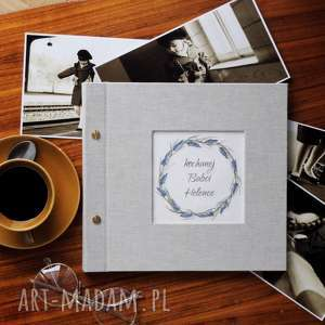 Album dla Babci z okienkiem, dzień-babci, dla-babci, dzień-dziadka,