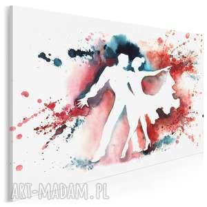 obraz na płótnie - taniec flamenco 120x80 cm (38801)