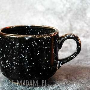 ceramika galaktyczny kubek, duży kubek do herbaty, kawy