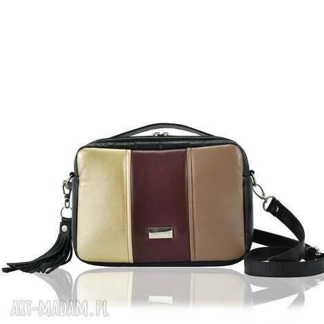 na ramię torebka hanza 1363, pojemna, jesień, hit, nowość, poręczna, praktyczna