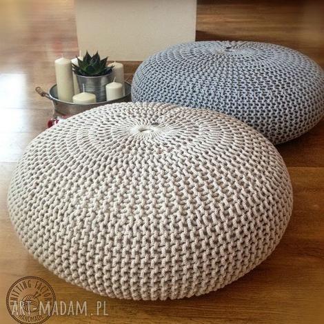 poducha, siedzisko, pufa small lotos, puf, pufa, loft, joga, homedecor, homedesign