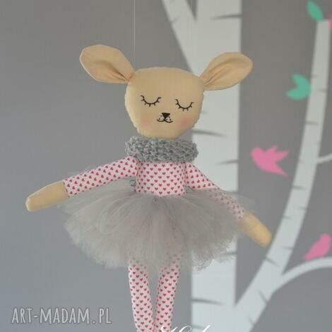 miś lala matylda - lala, miś, lalka, zabawki, chrzest, urodziny