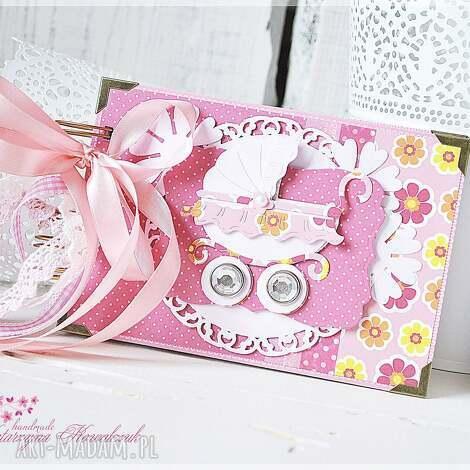 album na zdjęcia dla dziewczynki, album, dziecko, dziewczynk, różowy