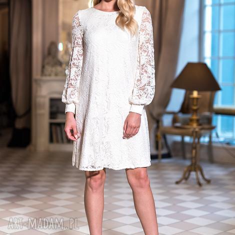 sukienka crystal, ślubna