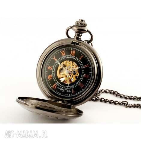 stokrotka black - zegarek
