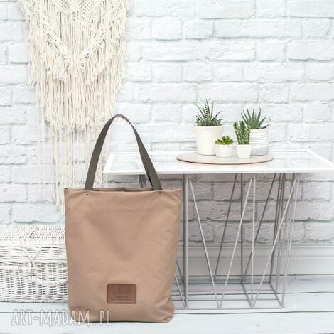 torebka shopperka 1071, shopperka, zakupowa, rękodzieło, stylowa, modna na ramię