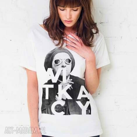 witkacy artist t-shirt oversize