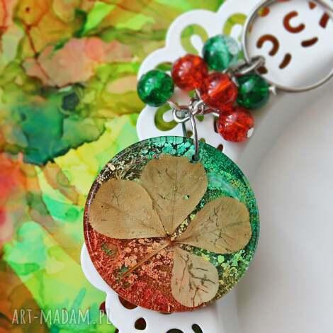 wyjątkowe prezenty, czterolistna koniczynka, petri dish