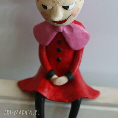 wyjątkowy prezent, mała mi, małami, bajka, ceramika, figurka
