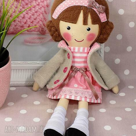 lalki malowana lala michalinka, lalka, zabawka, przytulanka, preznt, niespodzianka