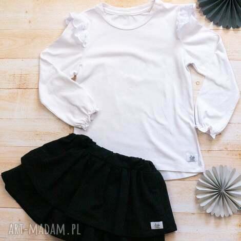 komplet bluzeczka i spódniczka 122-152, komplet do szkoły spódnica, ubrania