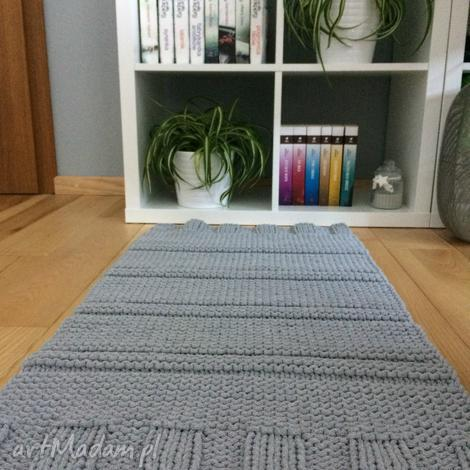 unikalny prezent, dywany dywan pattern i, dywan, chodnik, wzór, sznurek, szary