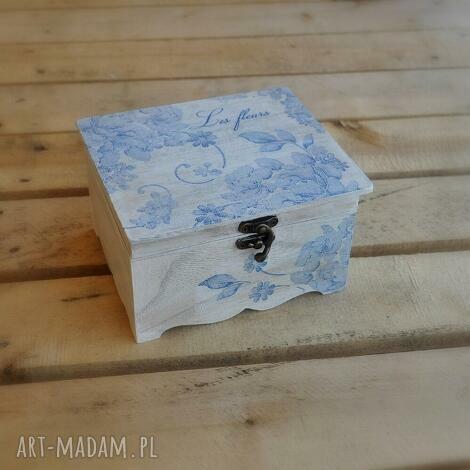pudełka skrzynka - szkatułka, skrzynka, pudełko, dekoupage
