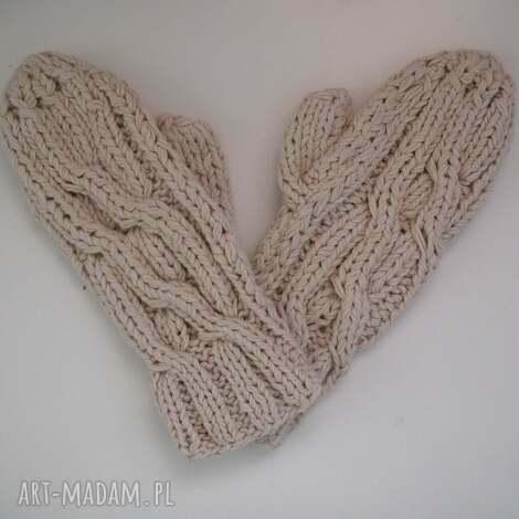 rękwiczki - rękawiczki, mitenki, rękodzieło, welniane