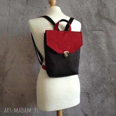 mini plecak, damski przechowywanie