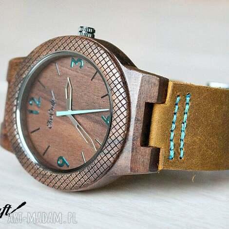 zegarki drewniany zegarek eagle, zegarek, drewniany, orzech, włoski, ekologiczny