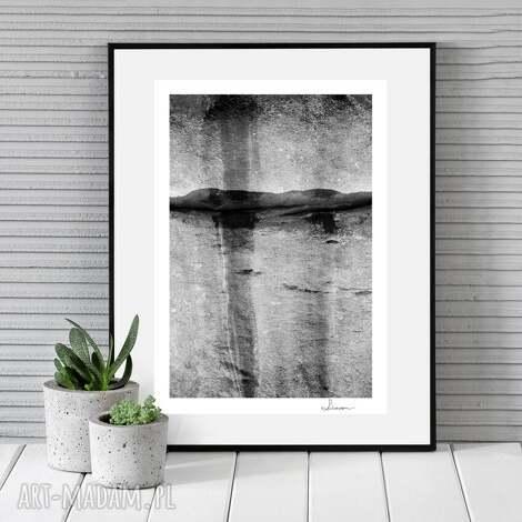 fotografie autorska fotografia analogowa, skała, fotografia, zdjęcie, czarno-biała