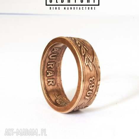 aurar - pierscieŃ zarĘczynowy z islandii - aurar, zaręczynowy, islandia, boho