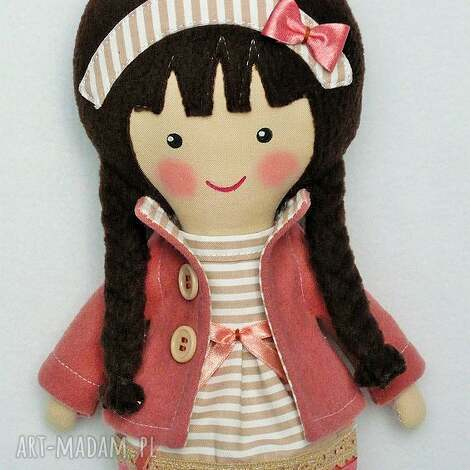 malowana lala kornelia, lalka, zabawka, przytulanka, prezent, niespodzianka, dziecko