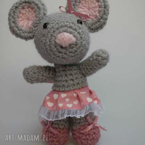 myszka duża (przytulanka zabawka, maskotka, prezent)