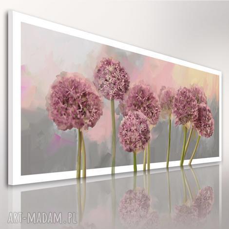 obraz na płótnie 120x50 - czosnek 038 wysyłka w 24 h, czosnek, natura