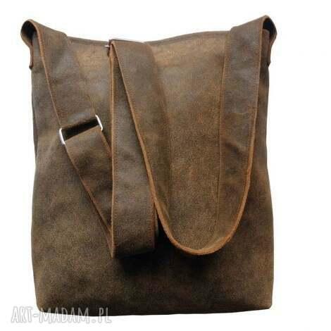 torba listonoszka męska skórzana, torba, listonoszka, męska, raportówka