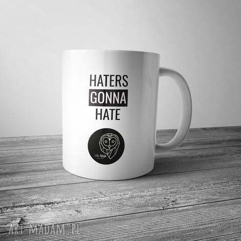 kubki kubek haters gonna hate, haters, kubek, zmywarka, gonna, napis