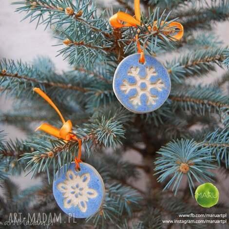 śnieżynki na choinkę, święta, boże, narodzenie, śniezynki, śnieg, rękodzieło dom