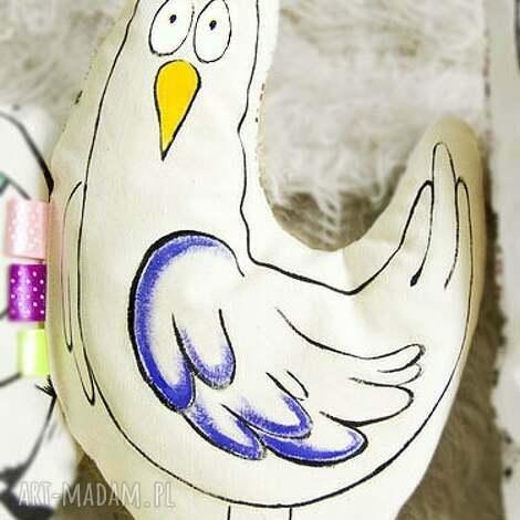 kreatywna przytulanka pan ptasior - dziecko, zabawka, maskotka, kreatywna, malowana