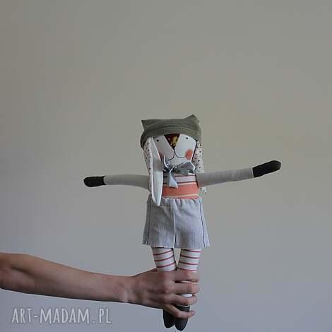 patchworkart zajączek zakochany zenon, zabawka, lalka, zajączek, dziecko