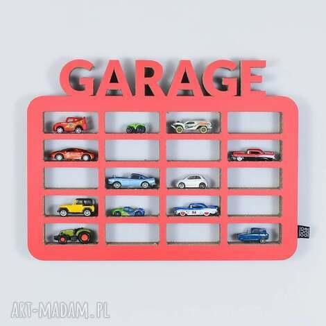 półka na resoraki organizer na samochodziki garaŻ - półka, organizer