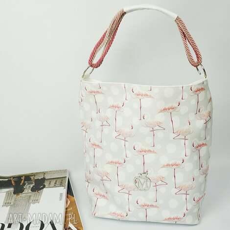 6d98777d5361c Białe torebki do 175 zł. Handmade prezent