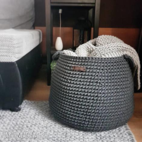 koszyk ul, kosz, przechowywanie, koszyk, sznurek, bawełna, pod choinkę prezent