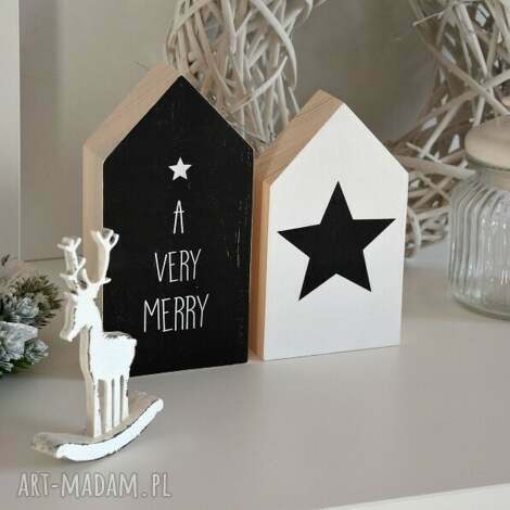 wooden love domki drewniane, wianki, domki, domek, gwiazda, stroik, choinka dom