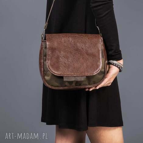 bambi - mała torebka moro, mała, modna, prezent, oryginalna, stylowa