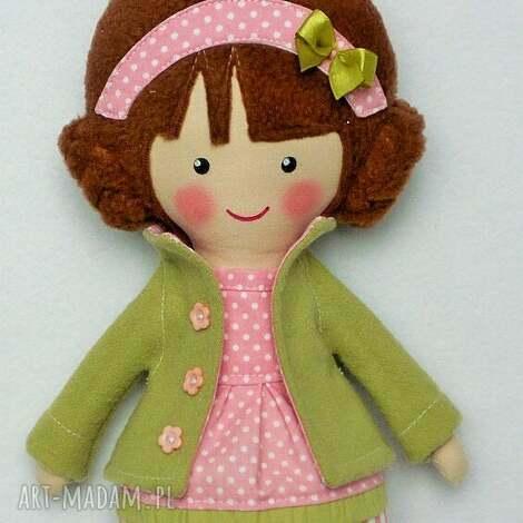 malowana lala helenka, lalka, zabawka, przytulanka, prezent, niespodzianka, dziecko