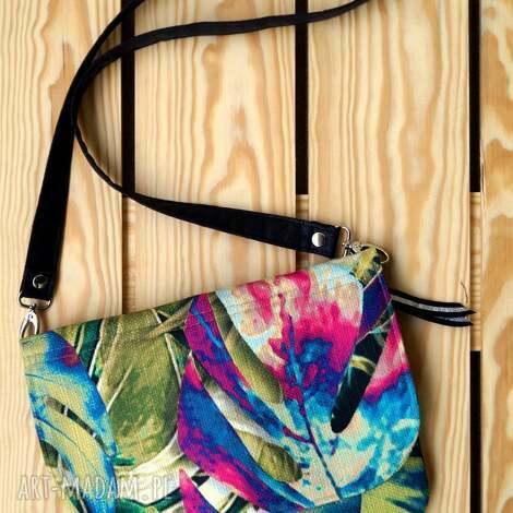 mini torebka, listonoszka, mała wiosna, prezent, torba torebki